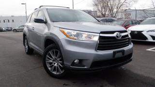 Used 2015 Toyota Highlander BI $265.00 MONTHLY XLE for sale in Toronto, ON