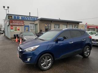 Used 2014 Hyundai Tucson GLS for sale in Brampton, ON