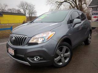 Used 2013 Buick Encore Convenience for sale in Oshawa, ON