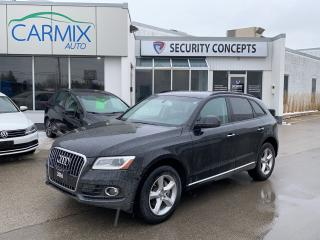 Used 2016 Audi Q5 Komfort for sale in London, ON