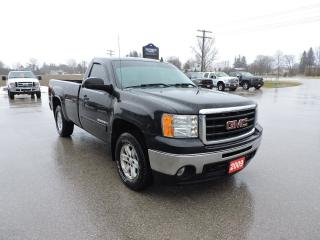 Used 2009 GMC Sierra 1500 SLE. 5.3L. 4X4. Well rustproofed. Loaded for sale in Gorrie, ON