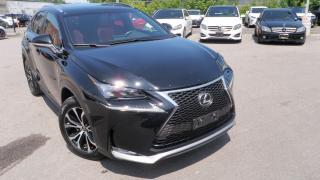 2016 Lexus NX BI WK $322.00  F SPORT 2