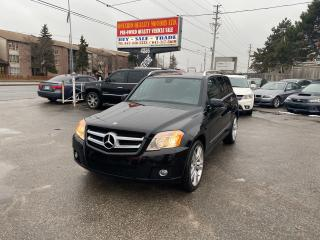 Used 2011 Mercedes-Benz GLK-Class GLK 350 for sale in Toronto, ON