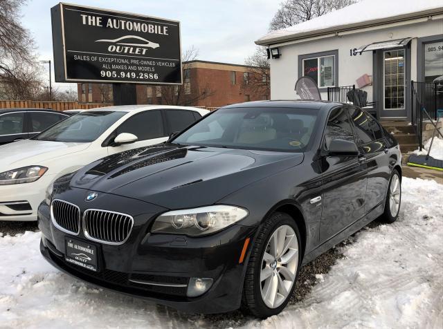 2011 BMW 535xi 535i xDrive AWD LOADED NAVI CERTIFIED NO ACCIDENT