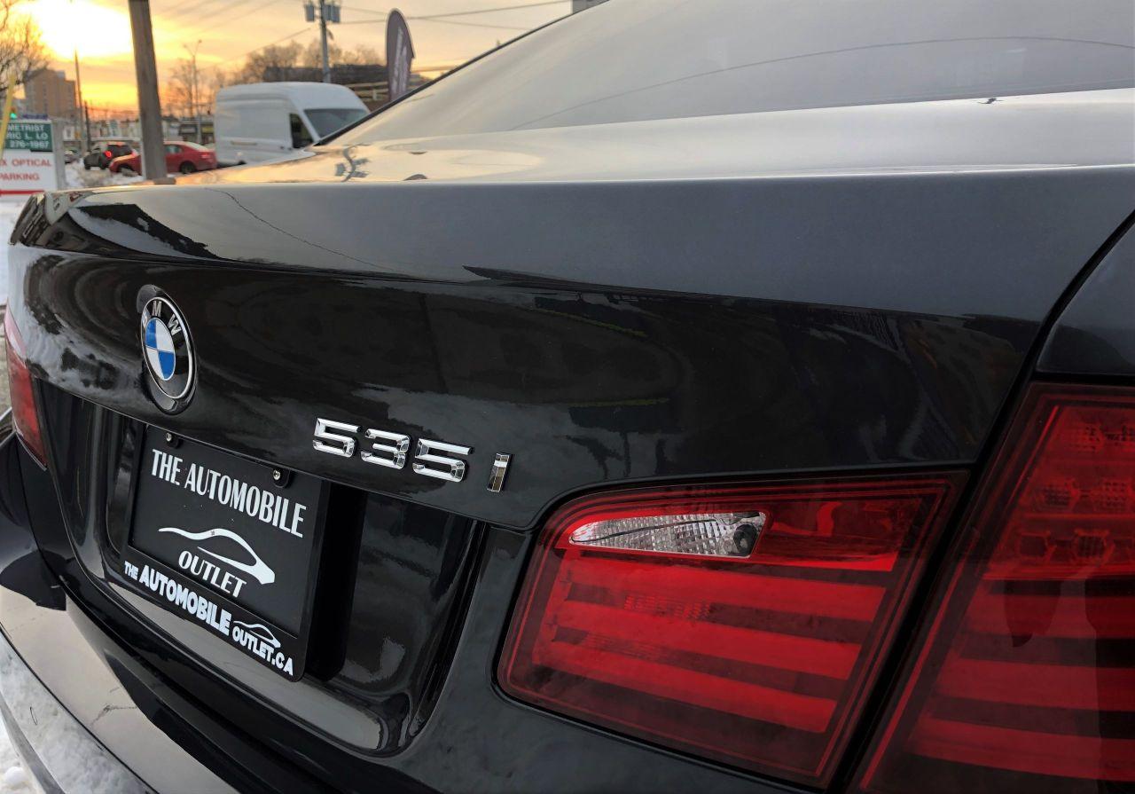 2011 BMW 535xi
