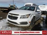 Photo of White 2015 Chevrolet Cruze