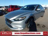 Photo of Silver 2018 Mazda MAZDA6 SIGNATURE 4D SEDAN AT 2.5L