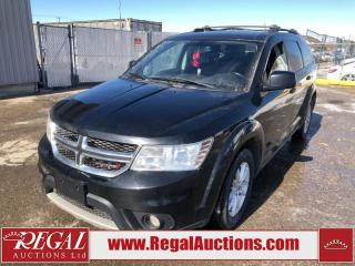 Used 2015 Dodge Journey SXT 4D Utility FWD 3.6L for sale in Calgary, AB