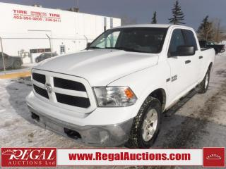 Used 2017 RAM 1500 Outdoorsman Crew CAB LWB 4WD 5.7L for sale in Calgary, AB