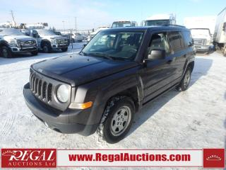 Used 2015 Jeep Patriot North 4D Utility 4WD 2.4L for sale in Calgary, AB