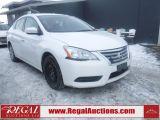 Photo of White 2014 Nissan Sentra