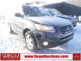 Photo of Blue 2010 Hyundai Santa Fe