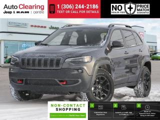 New 2020 Jeep Cherokee Trailhawk Elite for sale in Saskatoon, SK