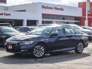 Used 2018 Honda Accord HYBRID TOURING|NO ACCIDENTS for sale in Burlington, ON