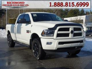 Used 2016 RAM 3500 Laramie for sale in Richmond, BC