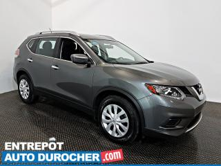 Used 2016 Nissan Rogue S Automatique - AIR CLIMATISÉ - Caméra de Recul for sale in Laval, QC