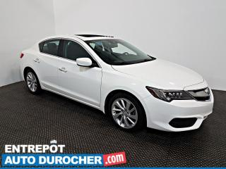 Used 2016 Acura ILX TOIT OUVRANT - Automatique - A/C - Cuir for sale in Laval, QC