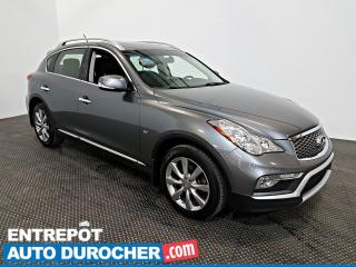 Used 2017 Infiniti QX50 3.7 AWD TOIT OUVRANT - A/C - Sièges Chauffants for sale in Laval, QC