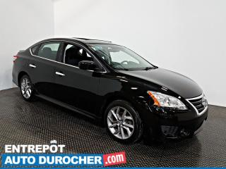 Used 2015 Nissan Sentra SR NAVIGATION - Toit Ouvrant - AIR CLIMATISÉ for sale in Laval, QC