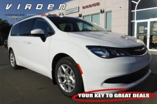New 2018 Chrysler Pacifica Touring for sale in Virden, MB