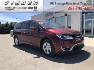 New 2018 Chrysler Pacifica Hybrid Touring Plus for sale in Virden, MB