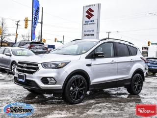 Used 2019 Ford Escape Titanium AWD ~Nav ~Panoramic Roof ~Heated Seats for sale in Barrie, ON