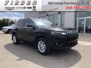 New 2019 Jeep Cherokee North for sale in Virden, MB