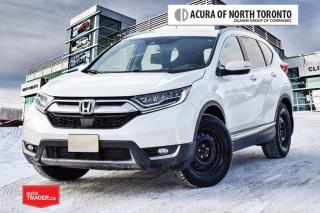 Used 2017 Honda CR-V Touring AWD No Accident| Winter Tires Inc| Remote for sale in Thornhill, ON