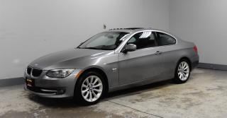Used 2011 BMW 3 Series 335i xDrive for sale in Kitchener, ON