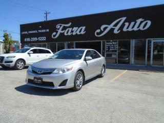 Used 2012 Toyota Camry LE , NAVIGATION for sale in Scarborough, ON