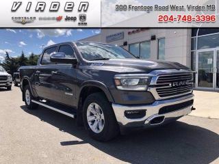 New 2019 RAM 1500 Laramie for sale in Virden, MB