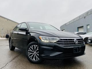 Used 2019 Volkswagen Jetta |CAM|ALLOYS|APPLE CAR PLAY|SUN ROOF|HEATED SEATS|WARRANTY! for sale in Brampton, ON