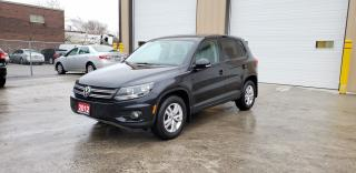 Used 2012 Volkswagen Tiguan 4dr Auto 4Motion for sale in North York, ON