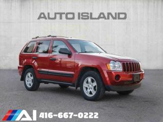 Used 2006 Jeep Grand Cherokee LAREDO **4WD**DRIVES GREAT!! for sale in North York, ON