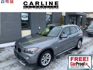 Used 2012 BMW X1 AWD 4dr 28i for sale in Nobleton, ON