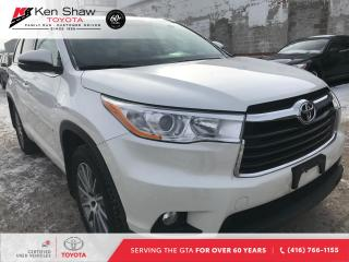 Used 2015 Toyota Highlander | AWD | NAVIGATION | SUNROOF | for sale in Toronto, ON