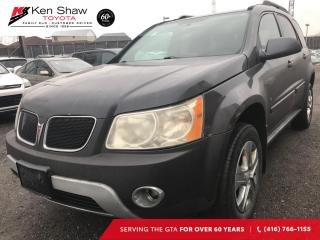Used 2007 Pontiac Torrent | AWD | SUNROOF | for sale in Toronto, ON