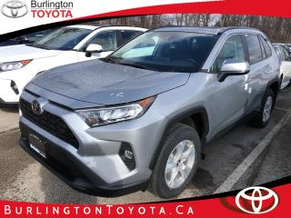 New 2020 Toyota RAV4 AWD XLE for sale in Burlington, ON