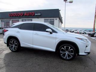 Used 2016 Lexus RX 350 AWD Navigation*Blind Spot*Camera*Certified for sale in Milton, ON