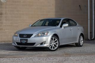 Used 2008 Lexus IS 250 ONE OWNER,AWD,SUPER CLEAN for sale in St. Catharines, ON
