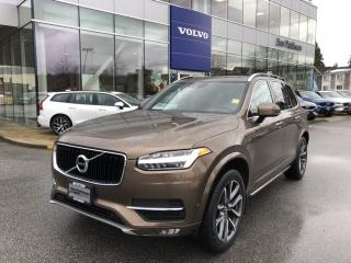 Used 2017 Volvo XC90 T6 Momentum No Accident Claim Bought From Us! for sale in Surrey, BC