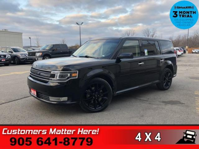 2019 Ford Flex Limited AWD  AWD LEATH P/GATE P/SEATS HS