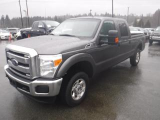 Used 2014 Ford F-250 SD XLT Crew Cab 4WD 6.5 Foot Box for sale in Burnaby, BC