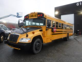 Used 2008 Blue Bird Vision 48 Passenger Diesel School Bus for sale in Burnaby, BC