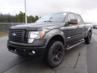 Used 2012 Ford F-150 FX4 SuperCrew 6.5-ft. Bed 4WD Ecoboost for sale in Burnaby, BC
