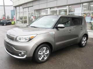 Used 2018 Kia Soul EV EV Luxury Panoramic Sunroof/Navigation/Camera/Leather interior/Heated and cooled seats/New Year Clear out Price for sale in Mississauga, ON