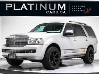 Used 2007 Lincoln Navigator AWD LUX PKG, 7 PASS, LEATHER SEATS, SUNROOF for sale in Toronto, ON