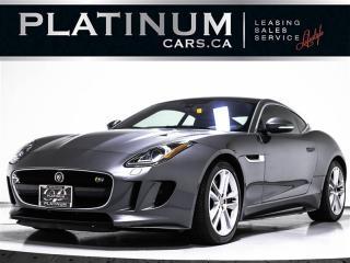 Used 2017 Jaguar F-Type S, AWD, NAV, KEYLESS, LOCAL ONTARIO VEHICLE for sale in Toronto, ON