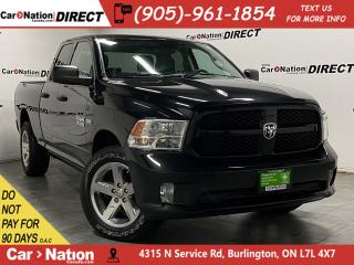 Used 2017 RAM 1500 Express| LOCAL TRADE| 4X4| HEMI| BACK UP CAMERA| for sale in Burlington, ON