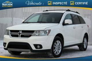 Used 2016 Dodge Journey SXT 7 Passangers for sale in Ste-Rose, QC